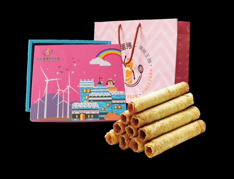 原味或芝麻(單一口味)單支20入手提盒