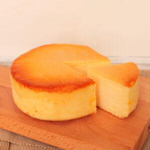 5吋純蜂蜜乳酪蛋糕