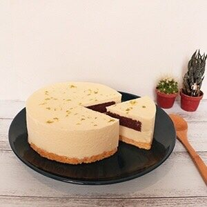 檸檬千層生乳酪蛋糕(葷)-WB003